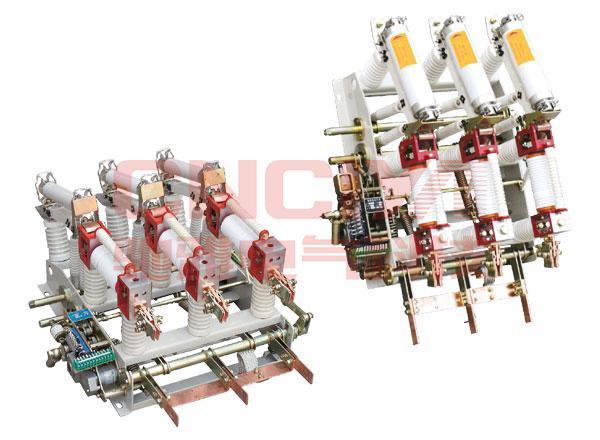 FZN21-12D/T630-20、FZRN21-12D/T125-31.5型高压真空负荷开关