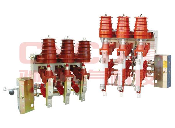 FKN12-12D压气式负荷开关、FKRN12A-12D系列压气式负荷开关-熔断器组合电器